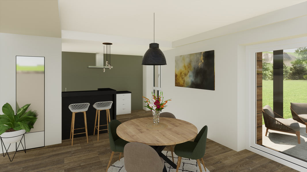Appartement 1 F3