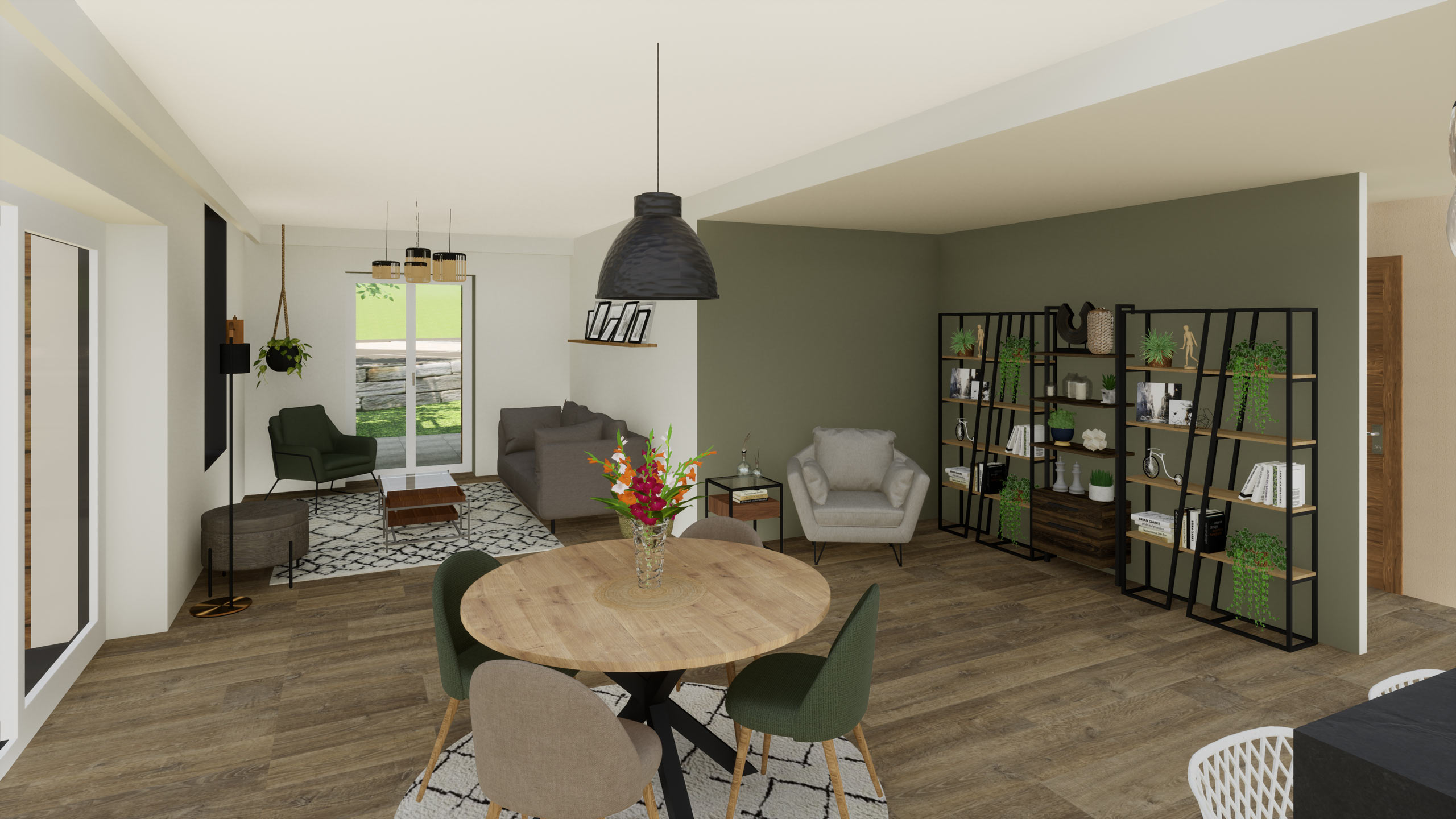 Appartement F2/F3